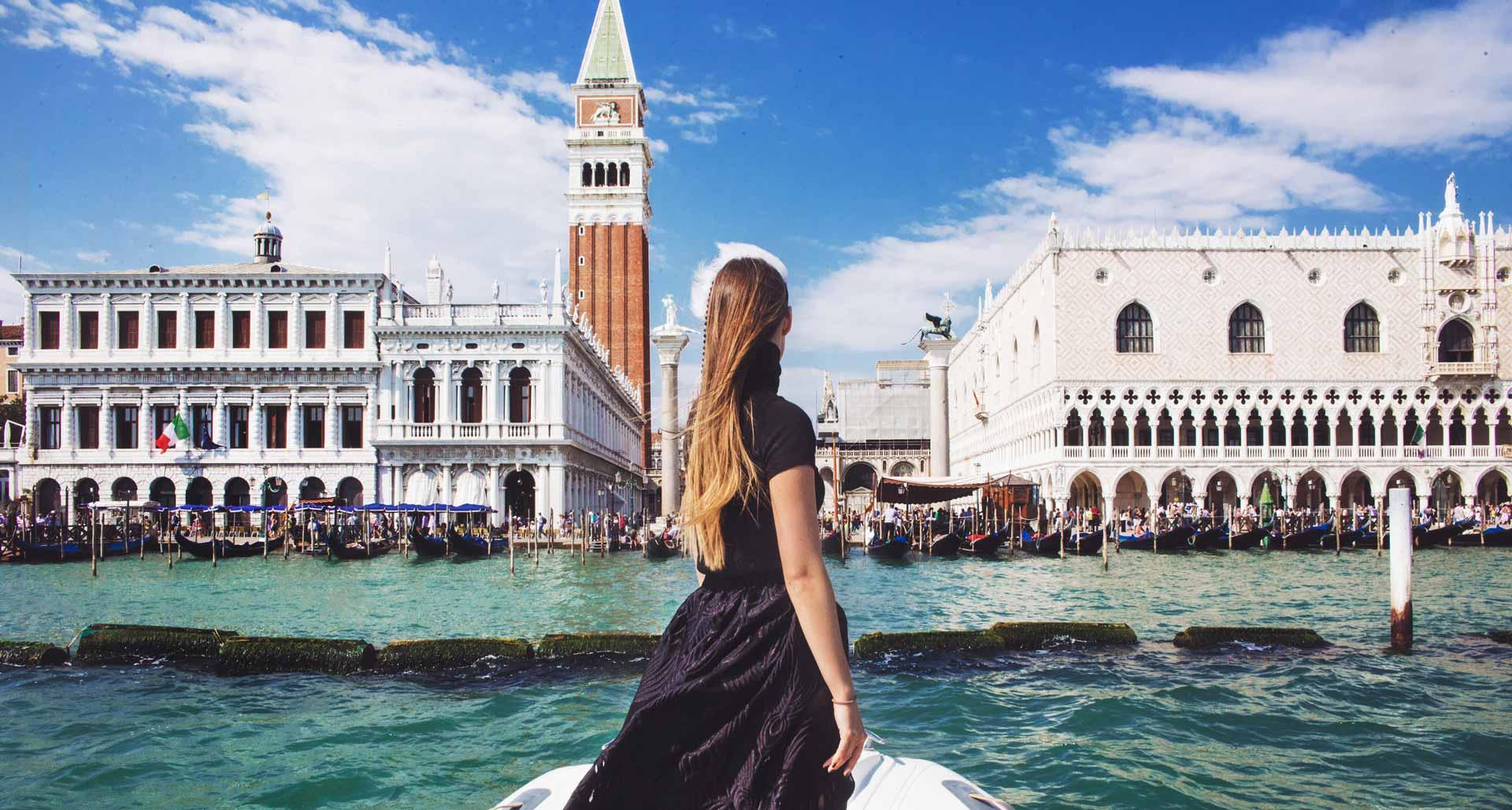 Anna Panni a San Marco Venezia